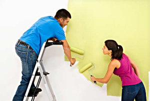 Painting-Decorating-walls